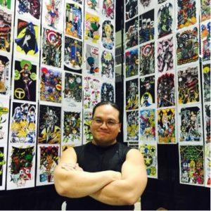David K Wong